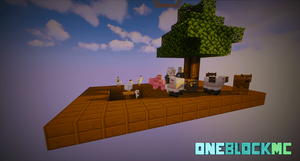 Getting Started on OneBlock MC