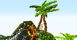Minecraft SkyBlock Server