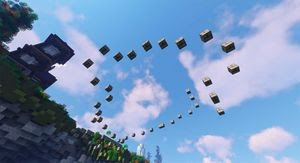 How To Practice Minecraft Parkour