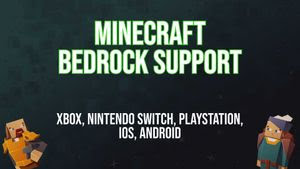 Minecraft Bedrock Server Out Now